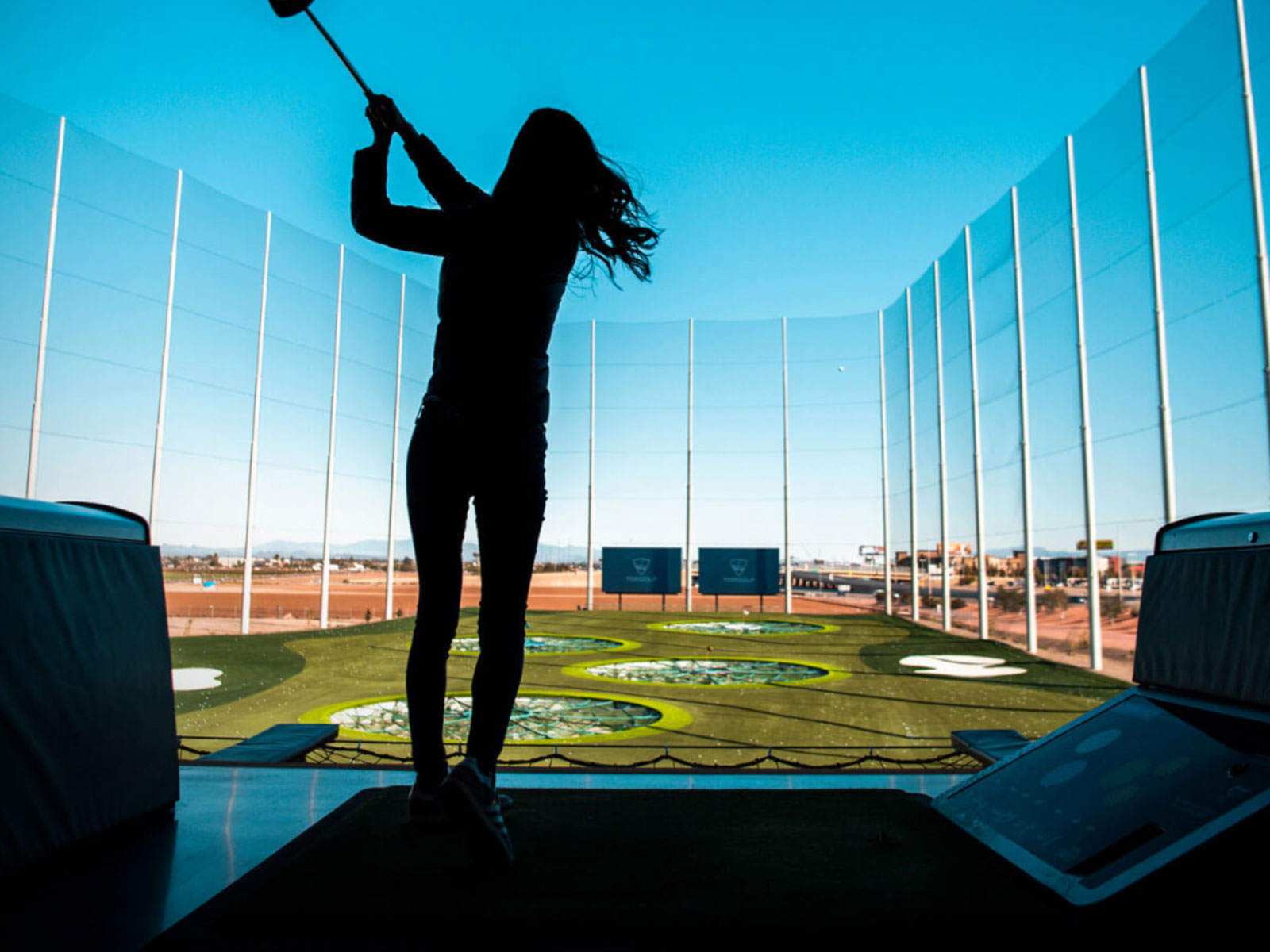 Topgolf entertainment