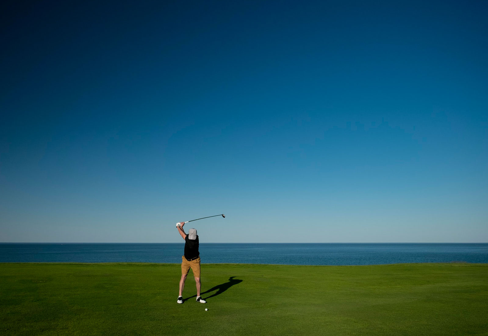Some locations of the US Open will have views of the blue ocean