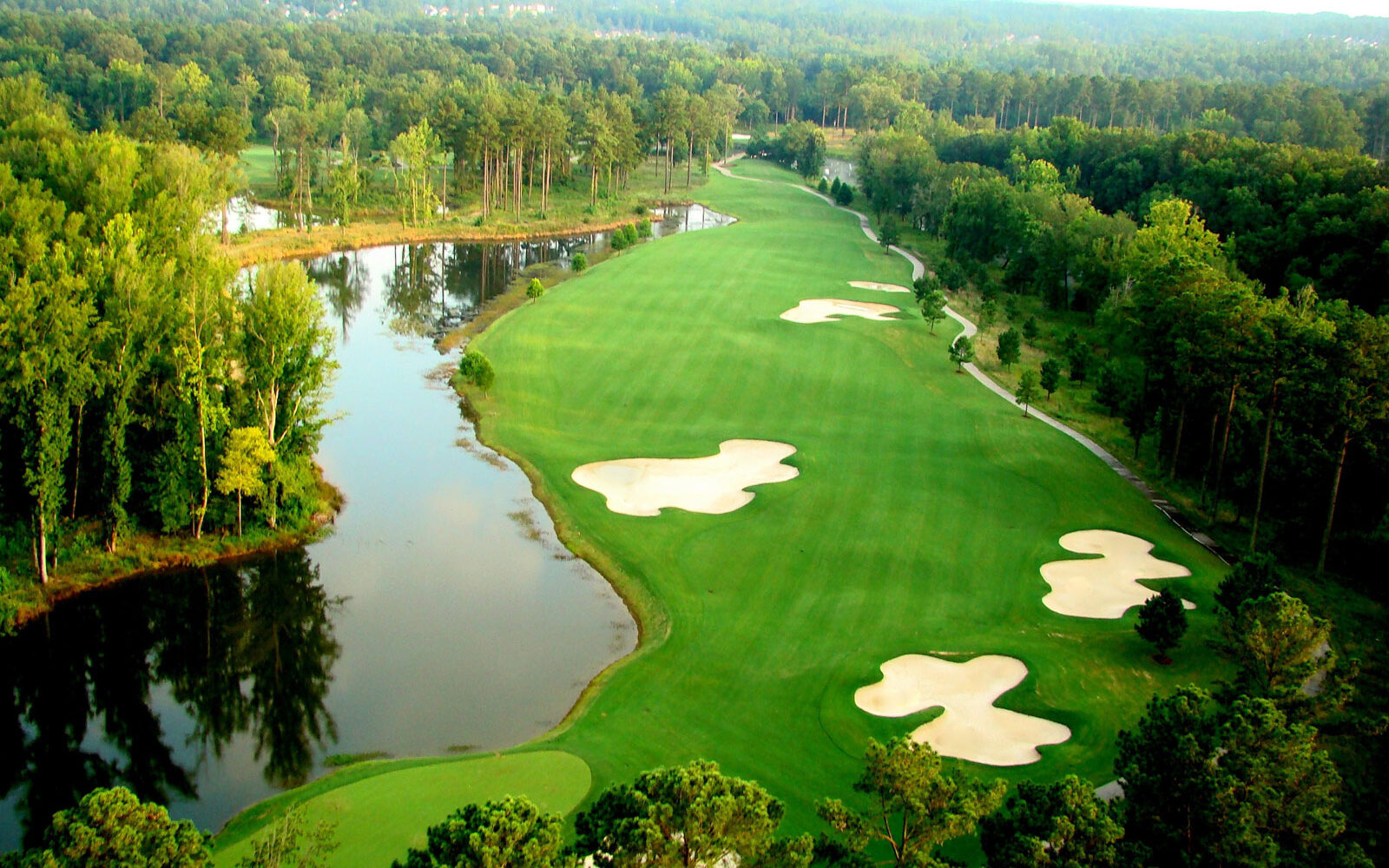 Champions Retreat Golf Course