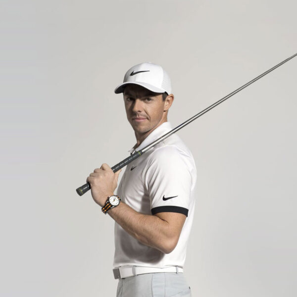 Professional Golf Moneymaker Rory McIlroy