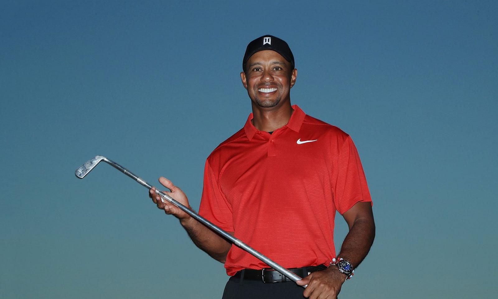 Professional Golf Moneymaker Tiger Woods