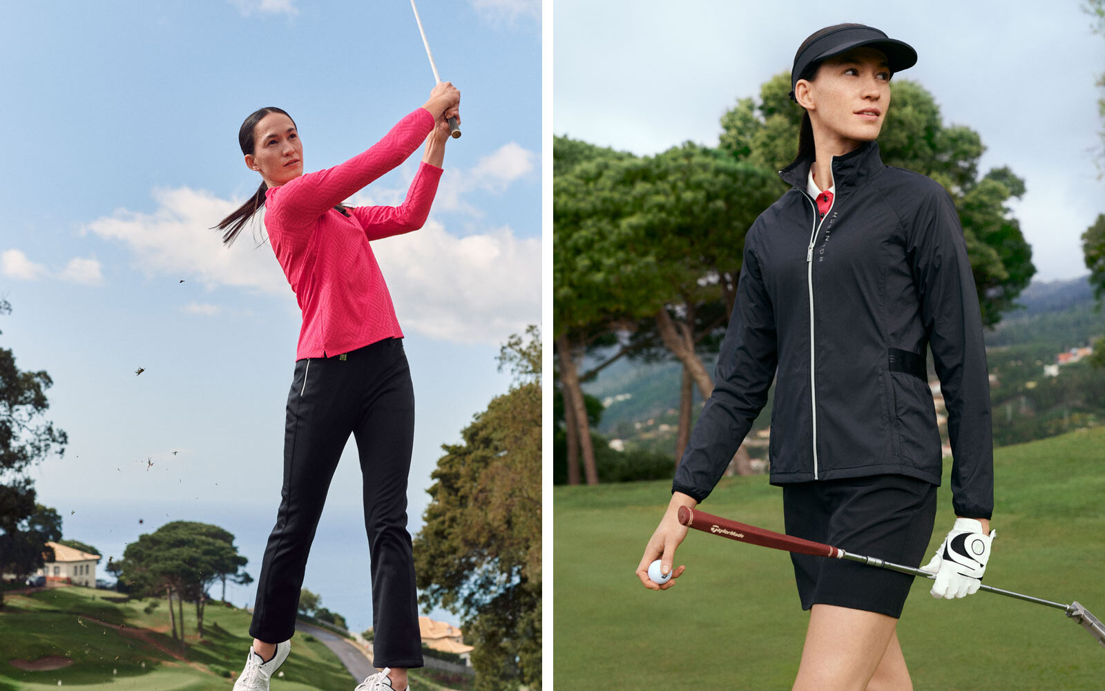 Rohnisch Sportswear Fall and Winter 20202 Golf 18