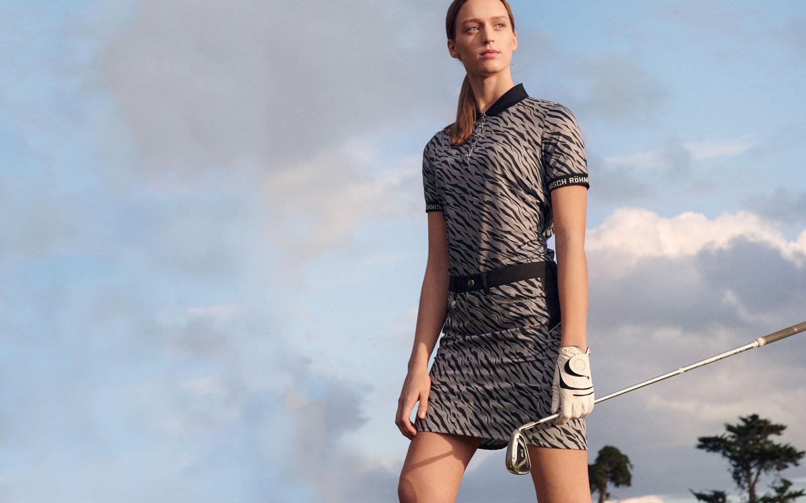Rohnisch Sportswear Fall and Winter 20202 Golf 19