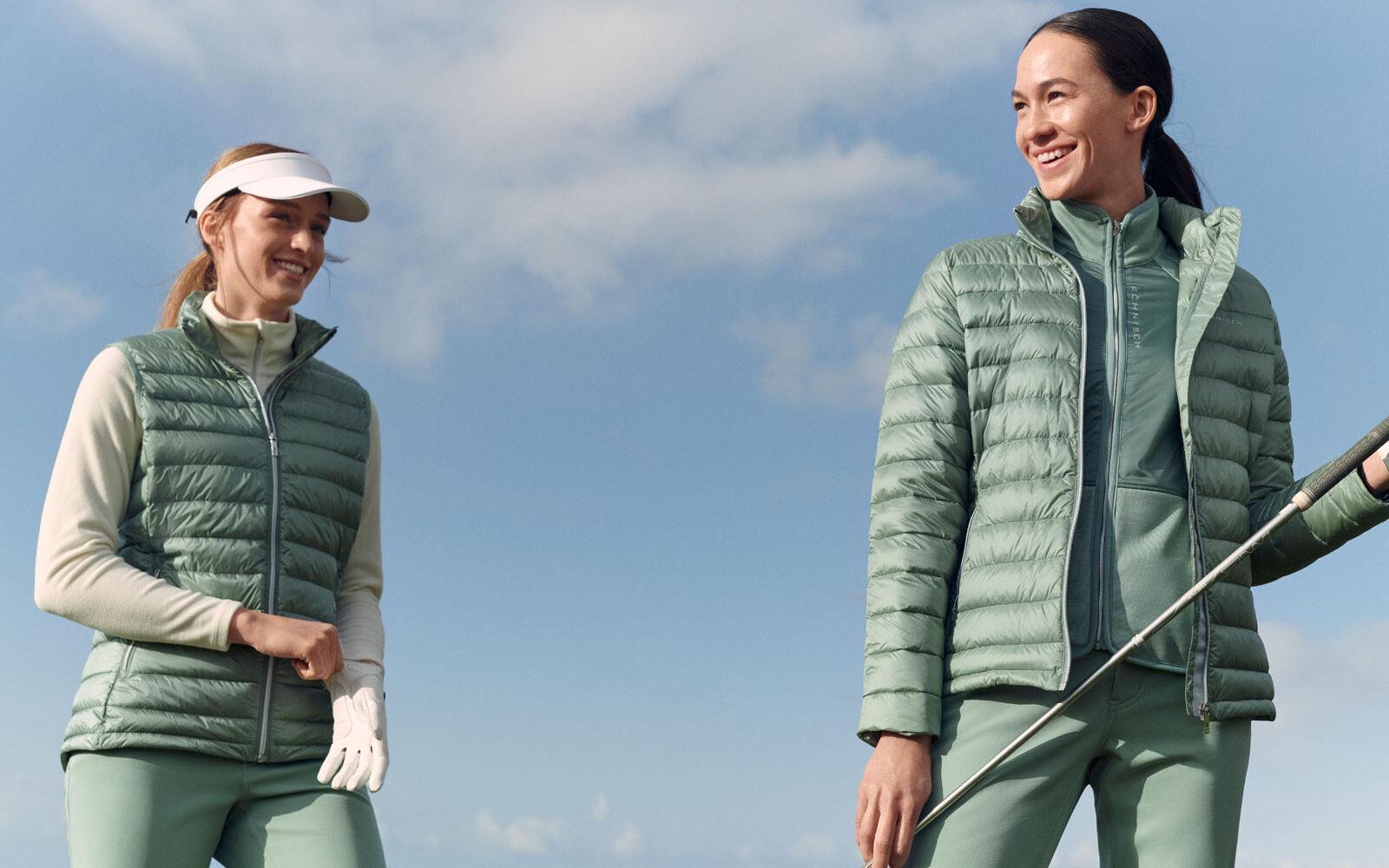 Rohnisch Sportswear Fall and Winter 20202 Golf 2