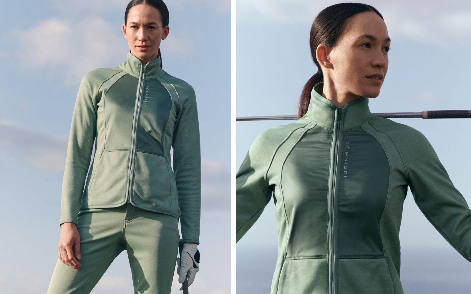Rohnisch Sportswear Fall and Winter 20202 Golf 3