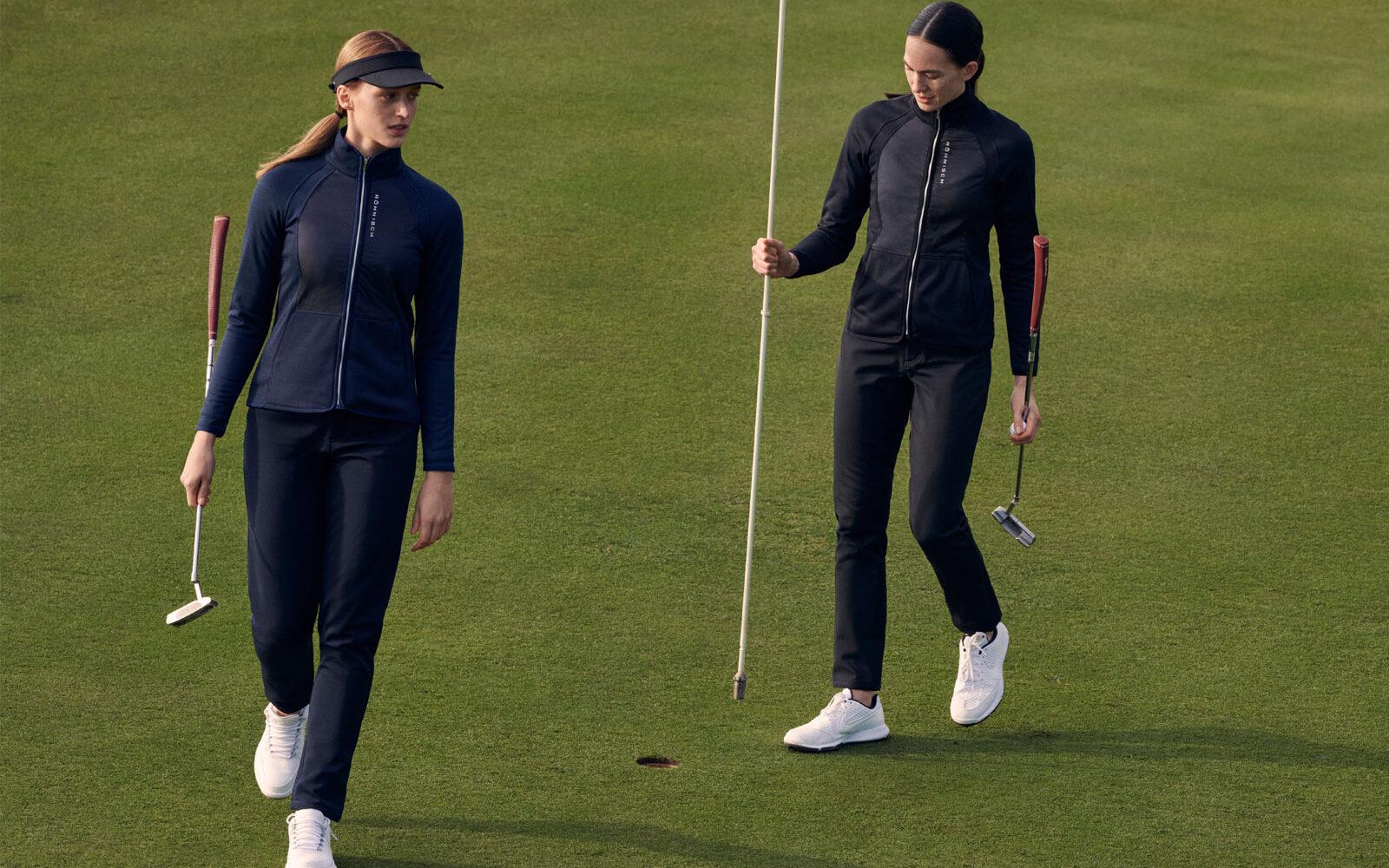 Rohnisch Sportswear Fall and Winter 20202 Golf 4