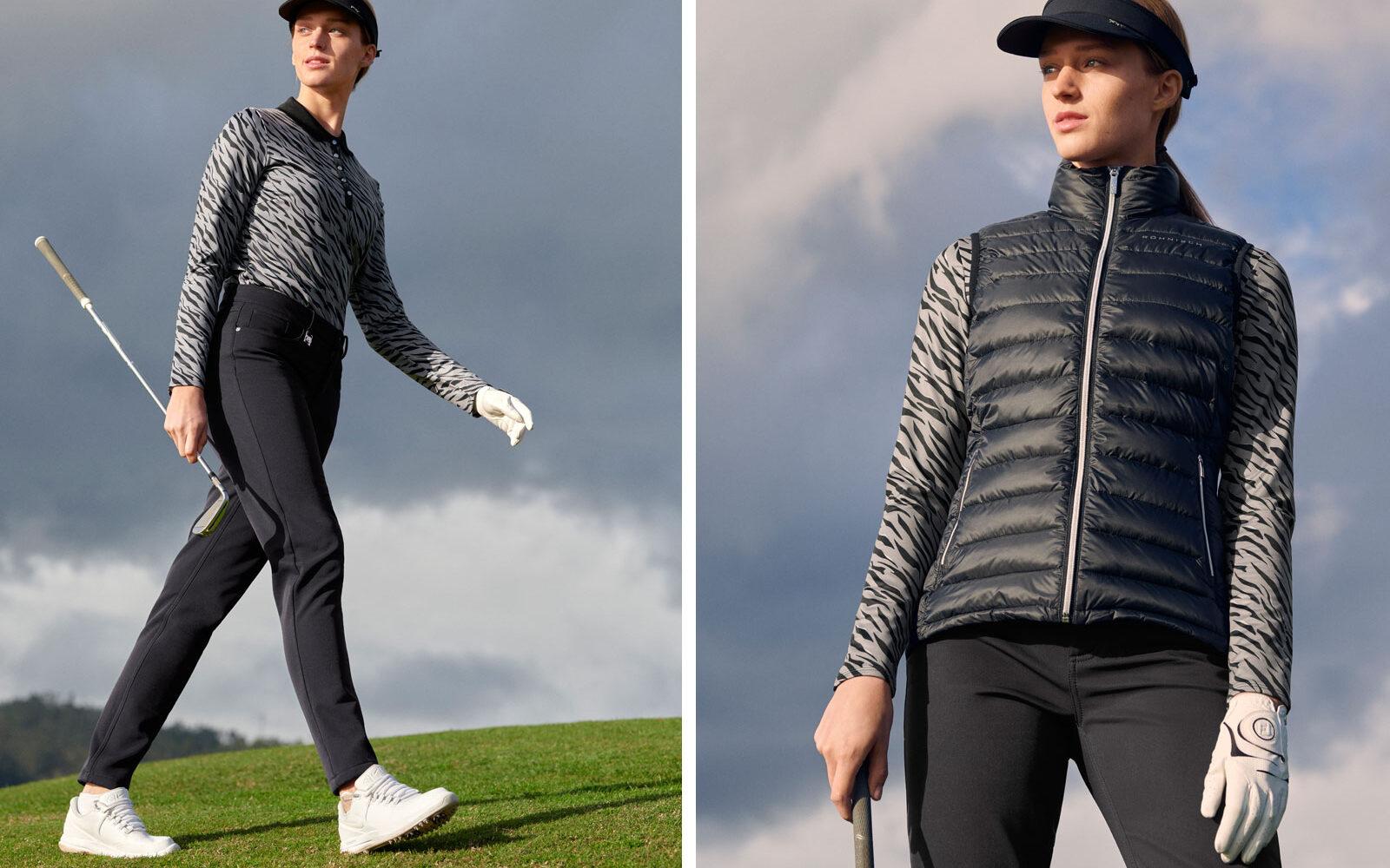 Rohnisch Sportswear Fall and Winter 20202 Golf 5