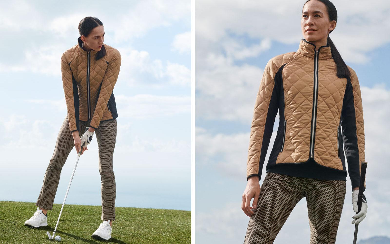 Rohnisch Sportswear Fall and Winter 20202 Golf 8