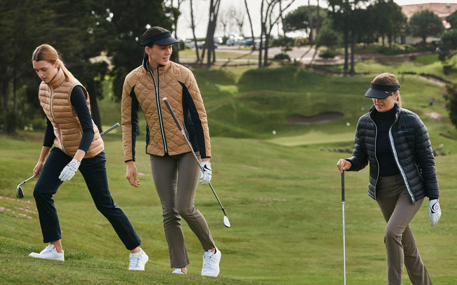 Rohnisch Sportswear Fall and Winter 20202 Golf 9
