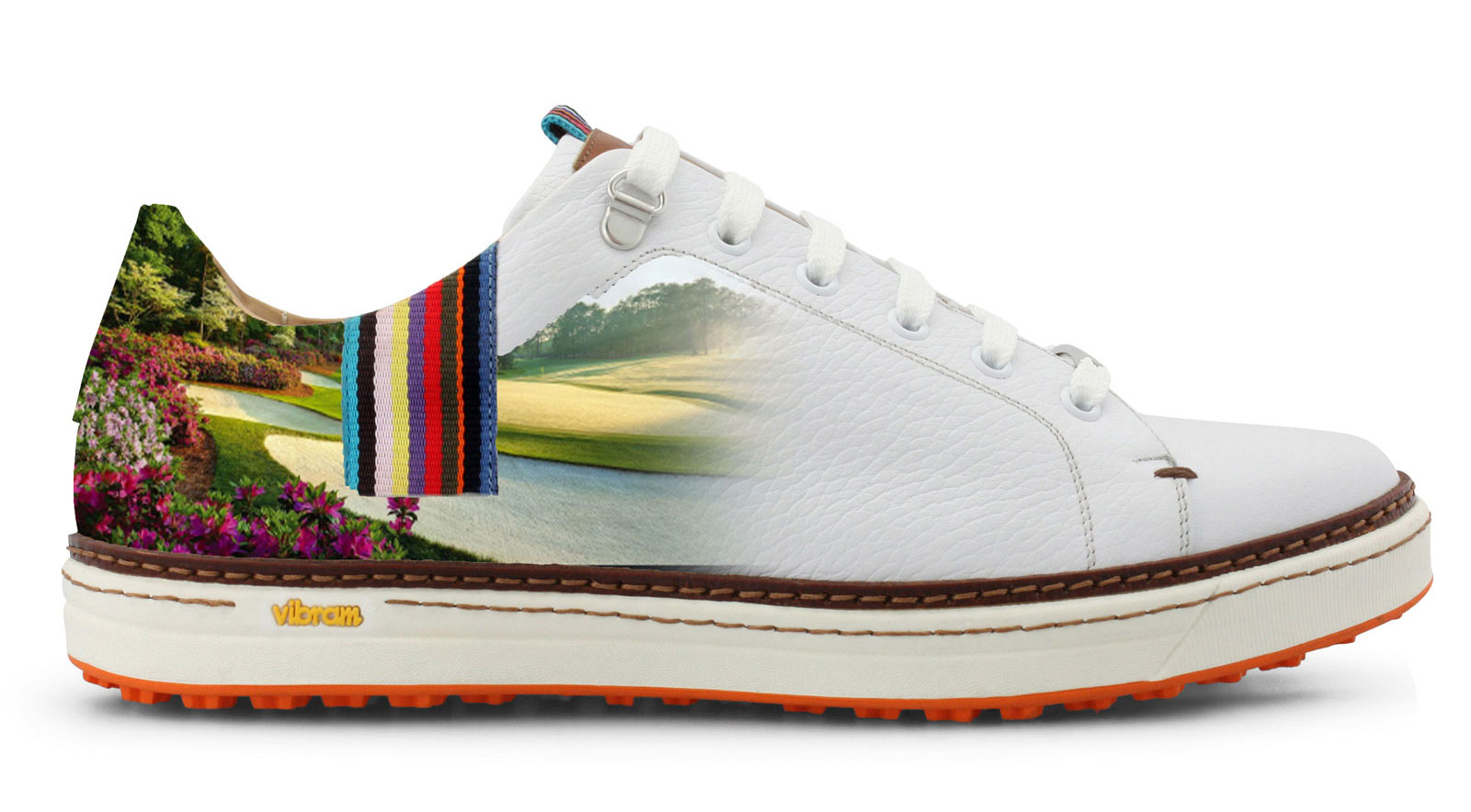 Masters golf shoe