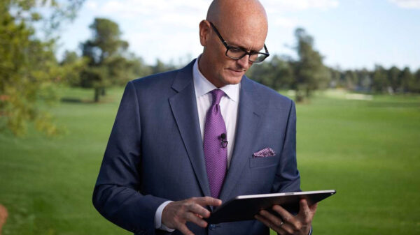Scott Van Pelt looks at the IBM Watson-powered Personalized Masters Viewing Experience