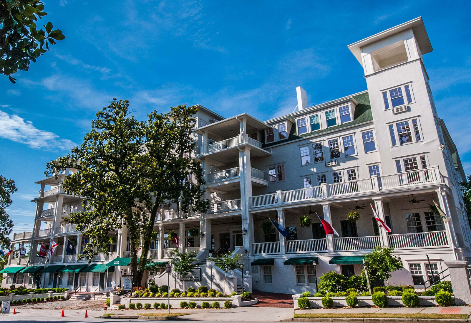 Historic The Partridge Inn Augusta hotel