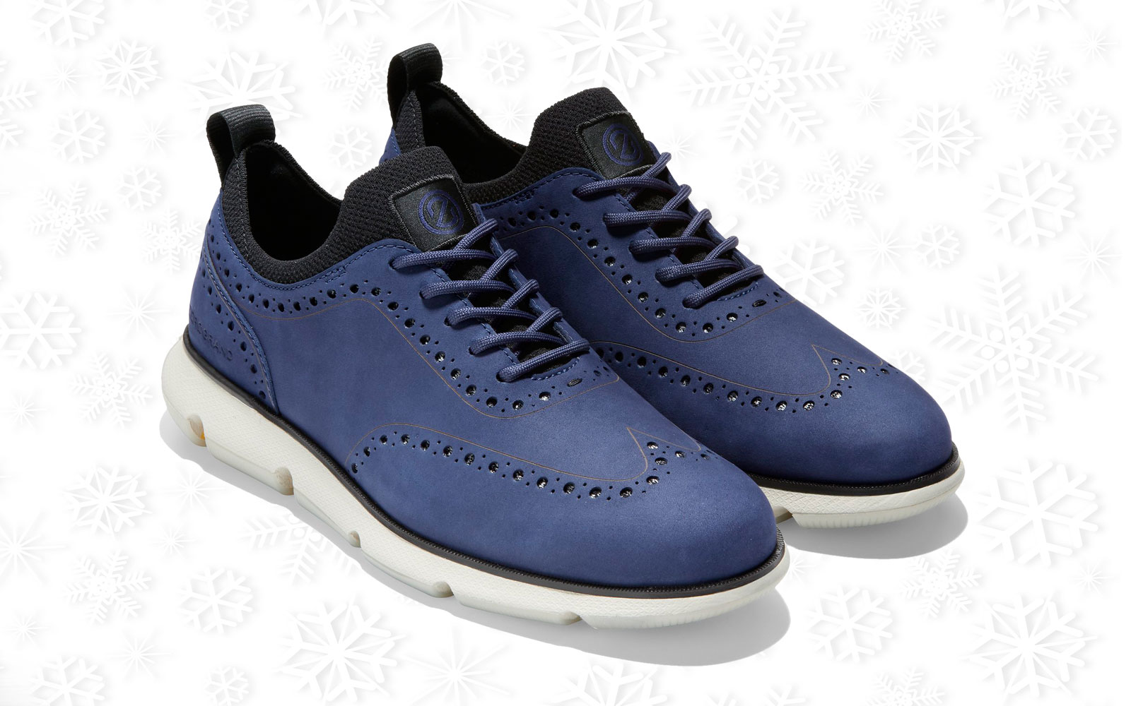 Casual Wingtip Oxford shoe gift