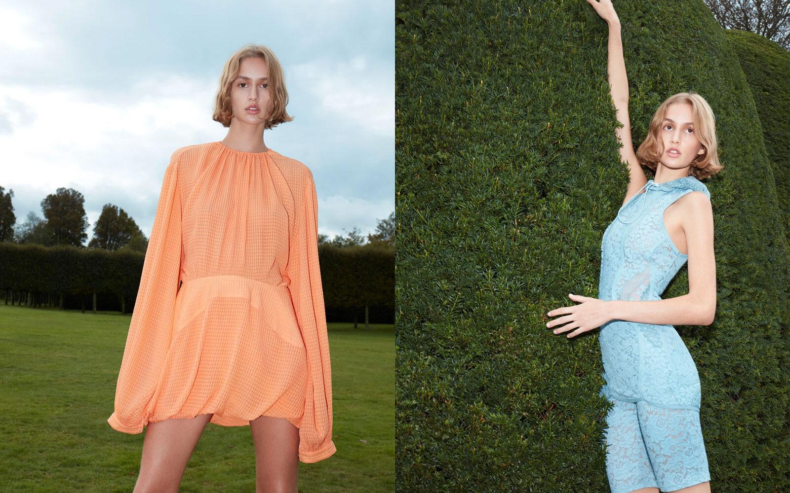 Stella McCartney dress and Stellawear