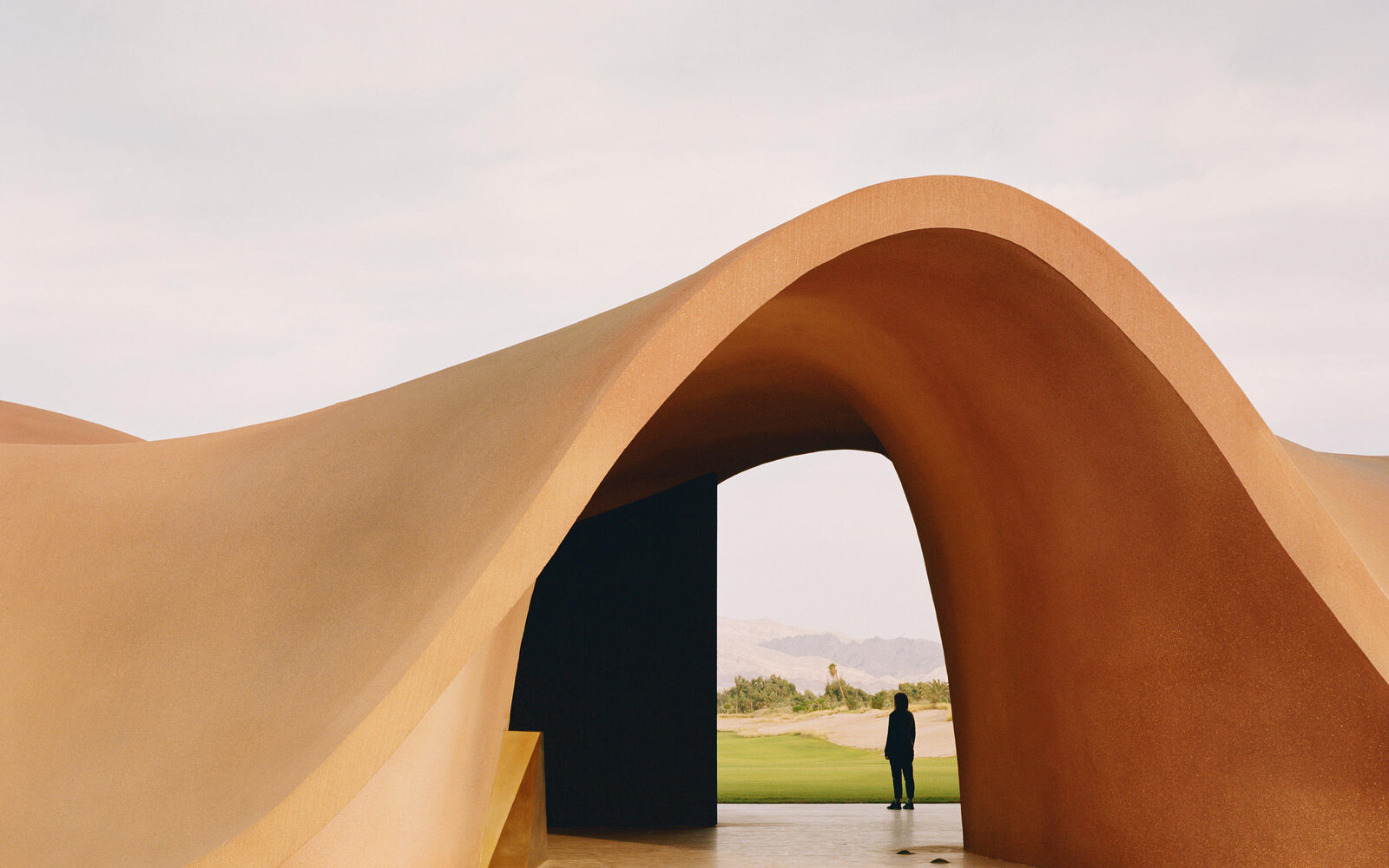 Ayla Golf Club in Aqaba, Jordan