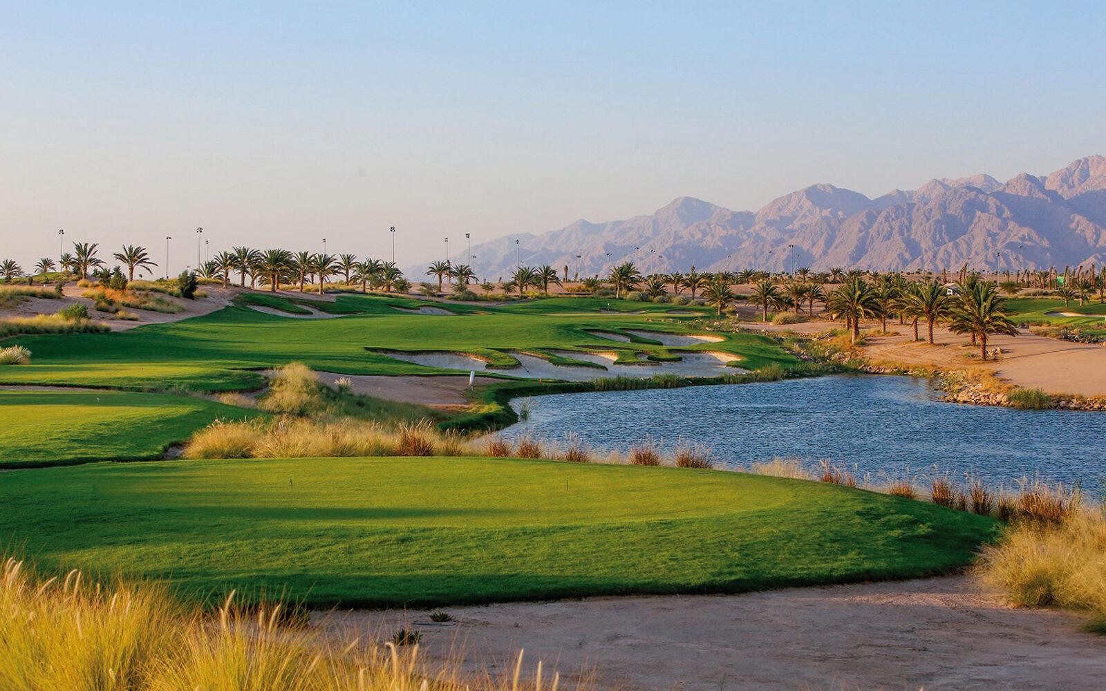 Ayla Golf Course in Jordan 3