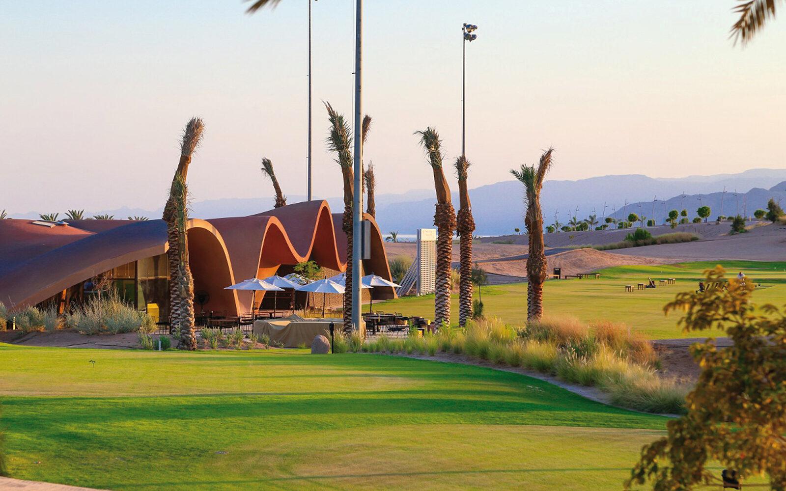 Ayla Golf Course in Jordan 4