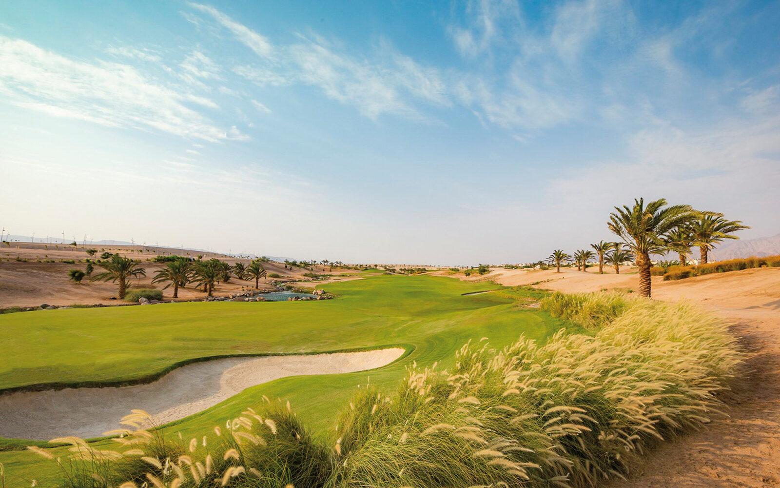 Ayla Golf Course in Jordan 5