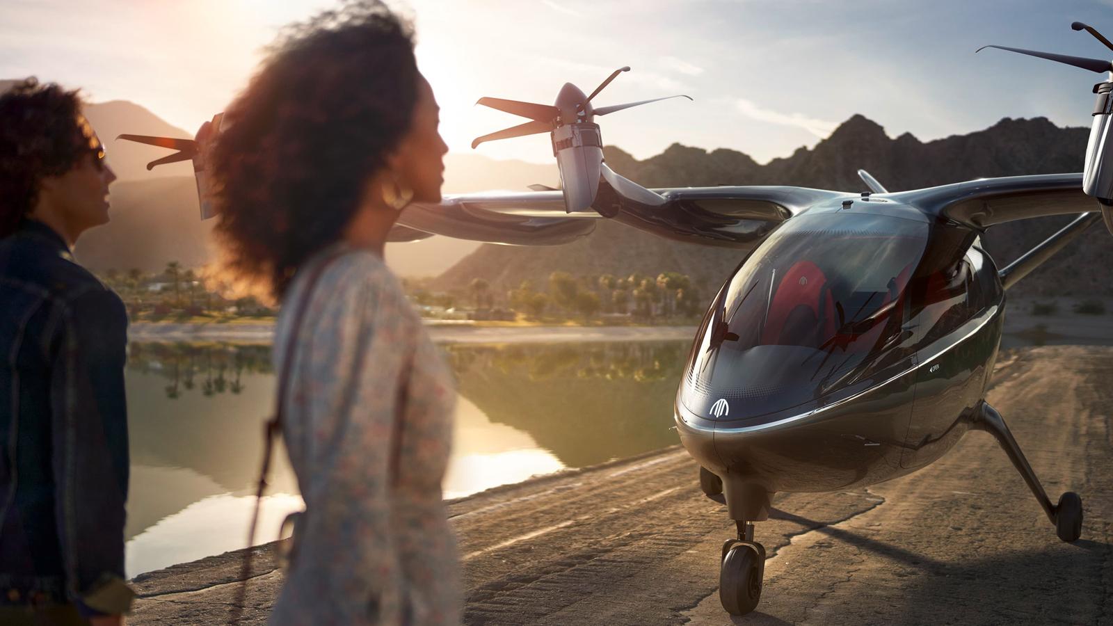 Archer Flying Car