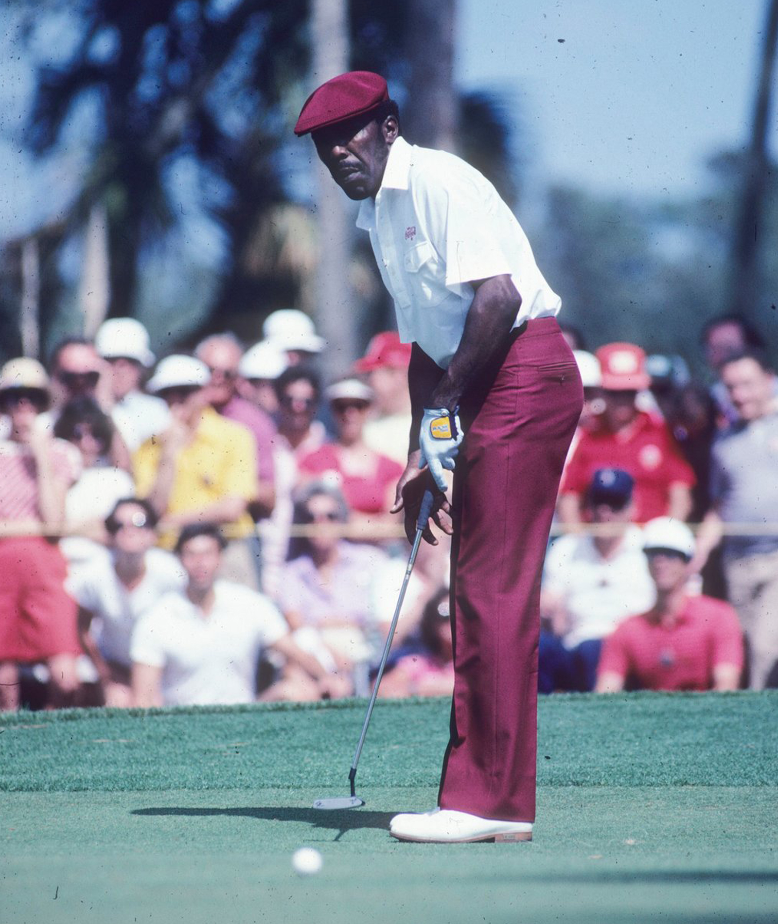 Calvin Peete at The Players Championship