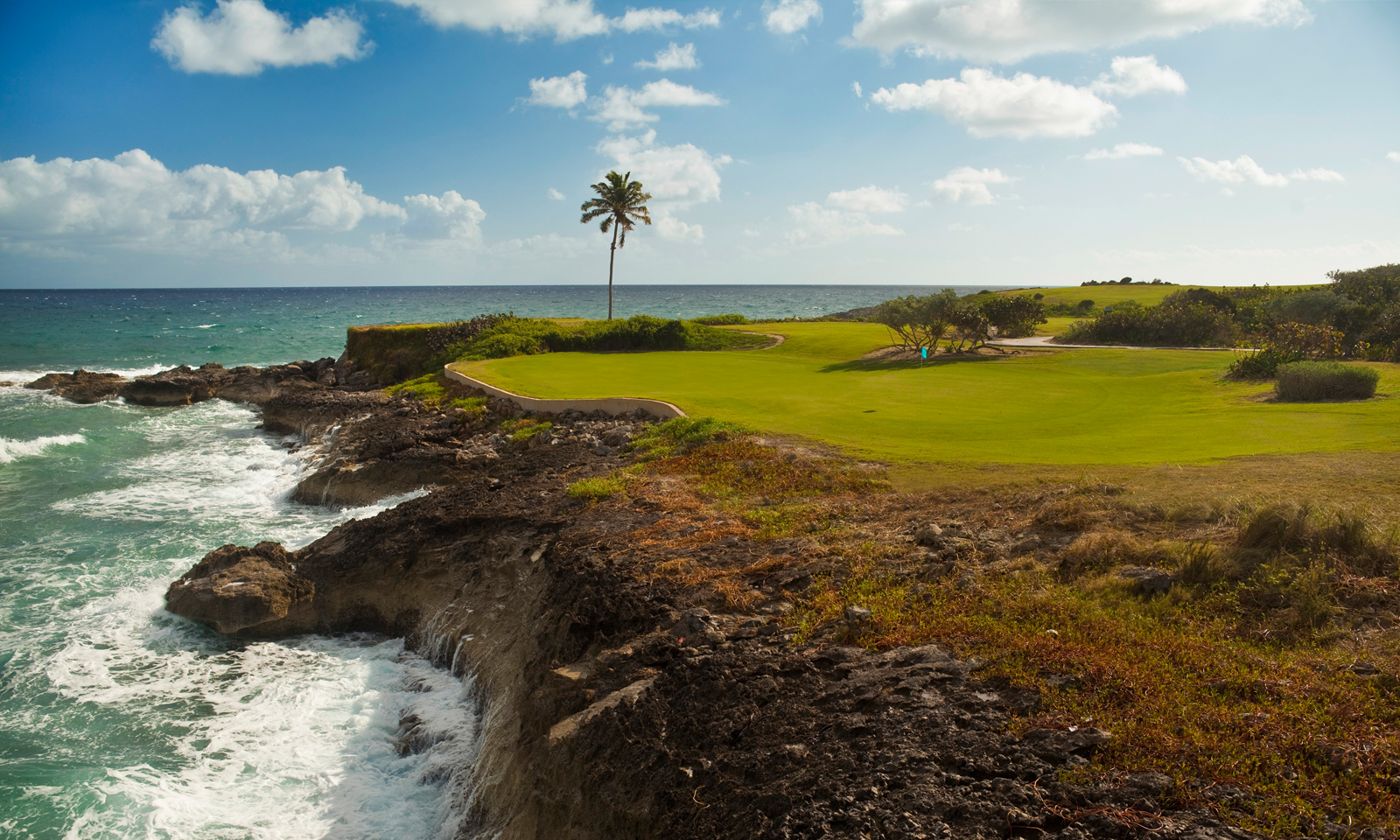 Couples Golf at Sandals Emerald Bay