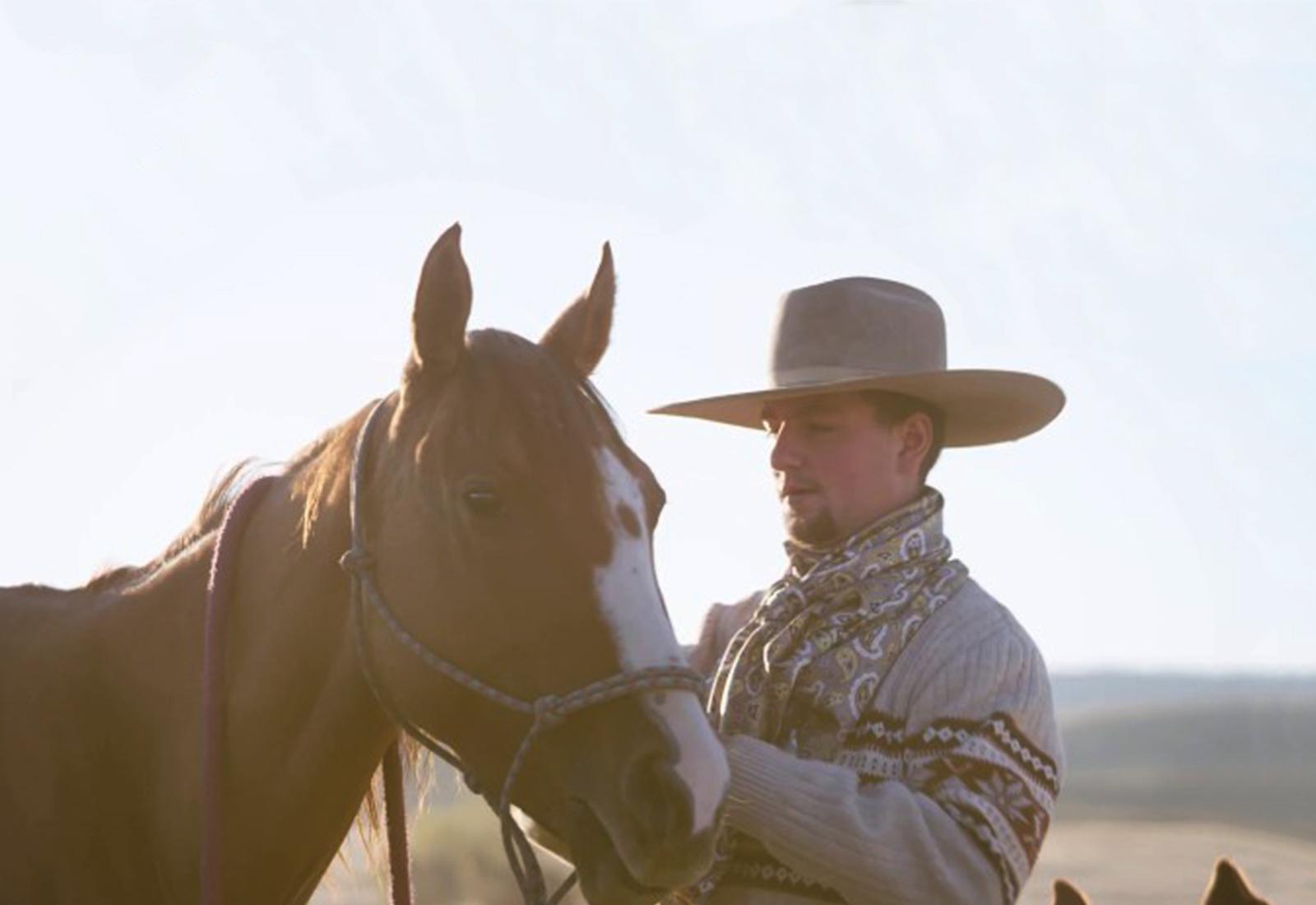 Silvies Valley Ranch cowboy