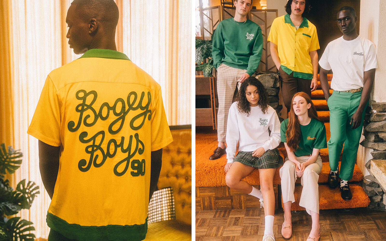 Bogey Boys Reveals Sequel for Masters 2021 Collection 5