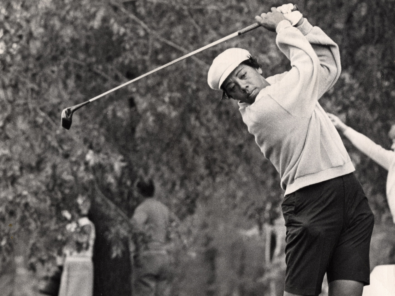 Lady-Pioneers-in-Golf-Althea Gibson