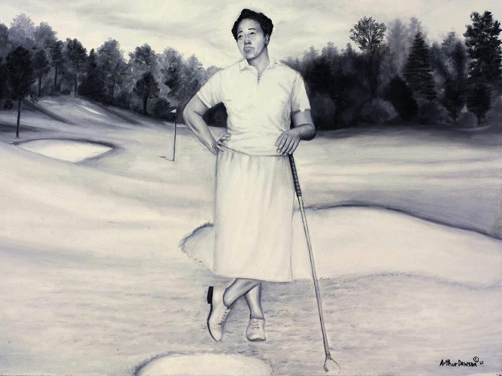 Lady-Pioneers-in-Golf-Ann Gregory