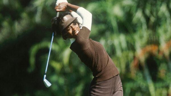 Lady Pioneers in Golf Renee Powel hero