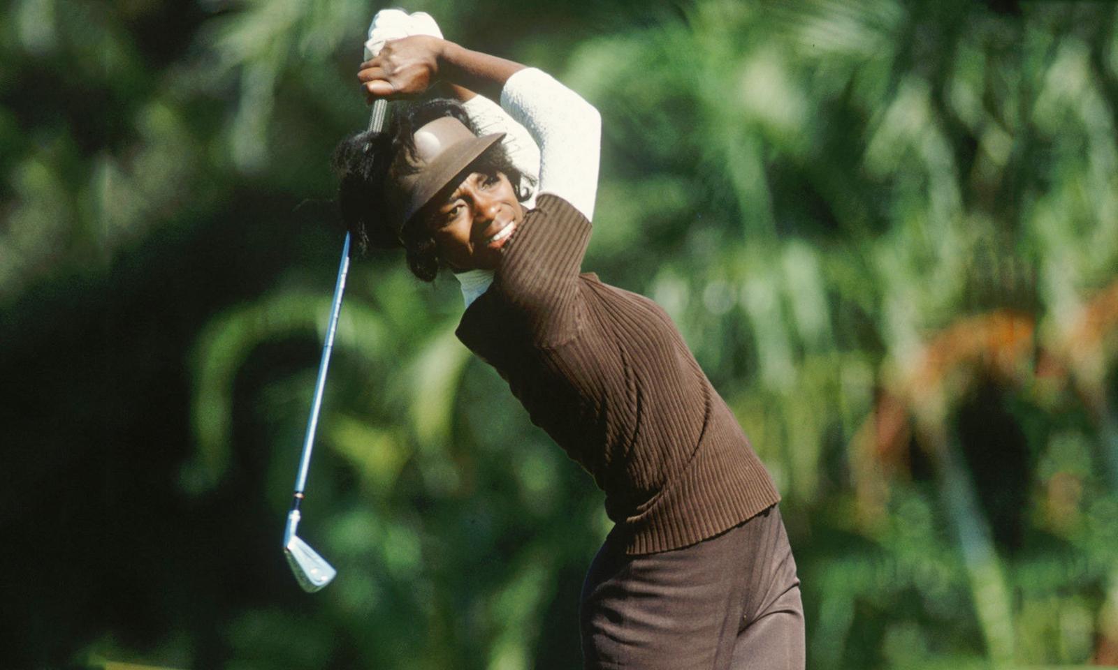 Lady Pioneers in Golf Renee Powel