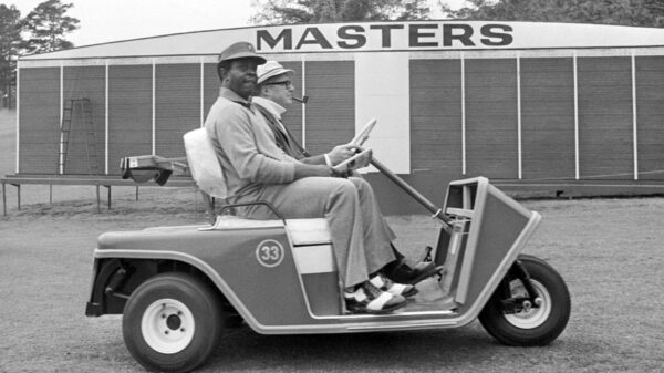 Lee-Elder,-Black-Pioneer-in-Golf-Masters Photo