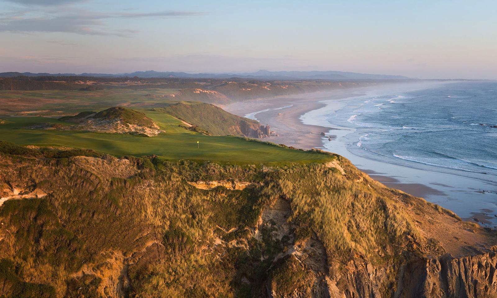 Golf Gems Along the Oregon Coast Brandon Dunes