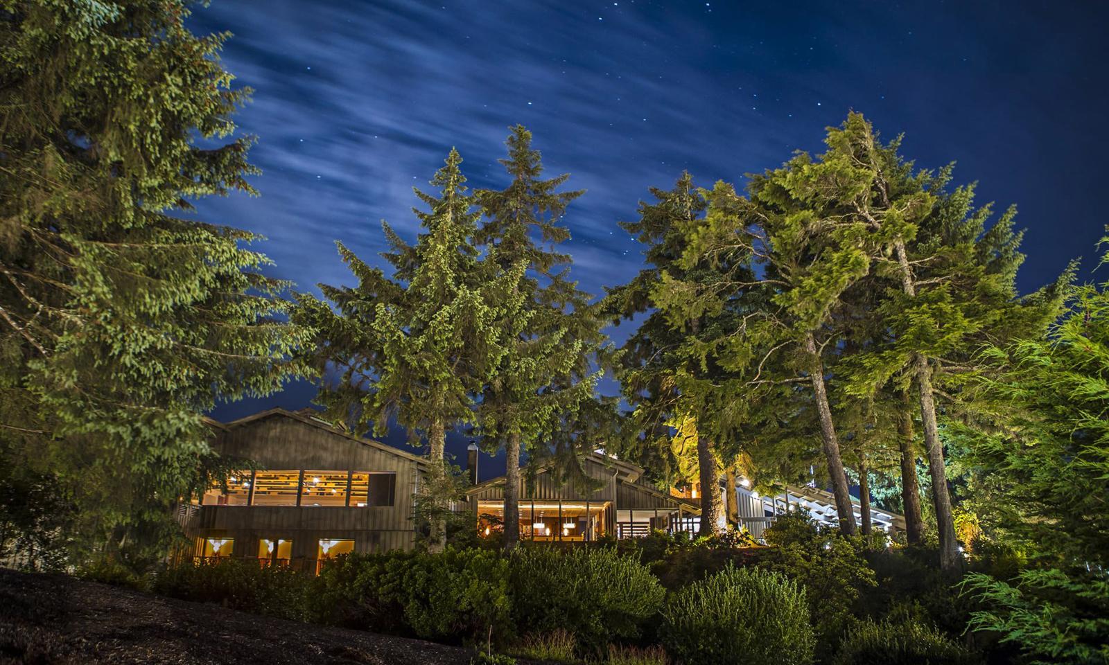 Salishan Costal Lodge in Oregon