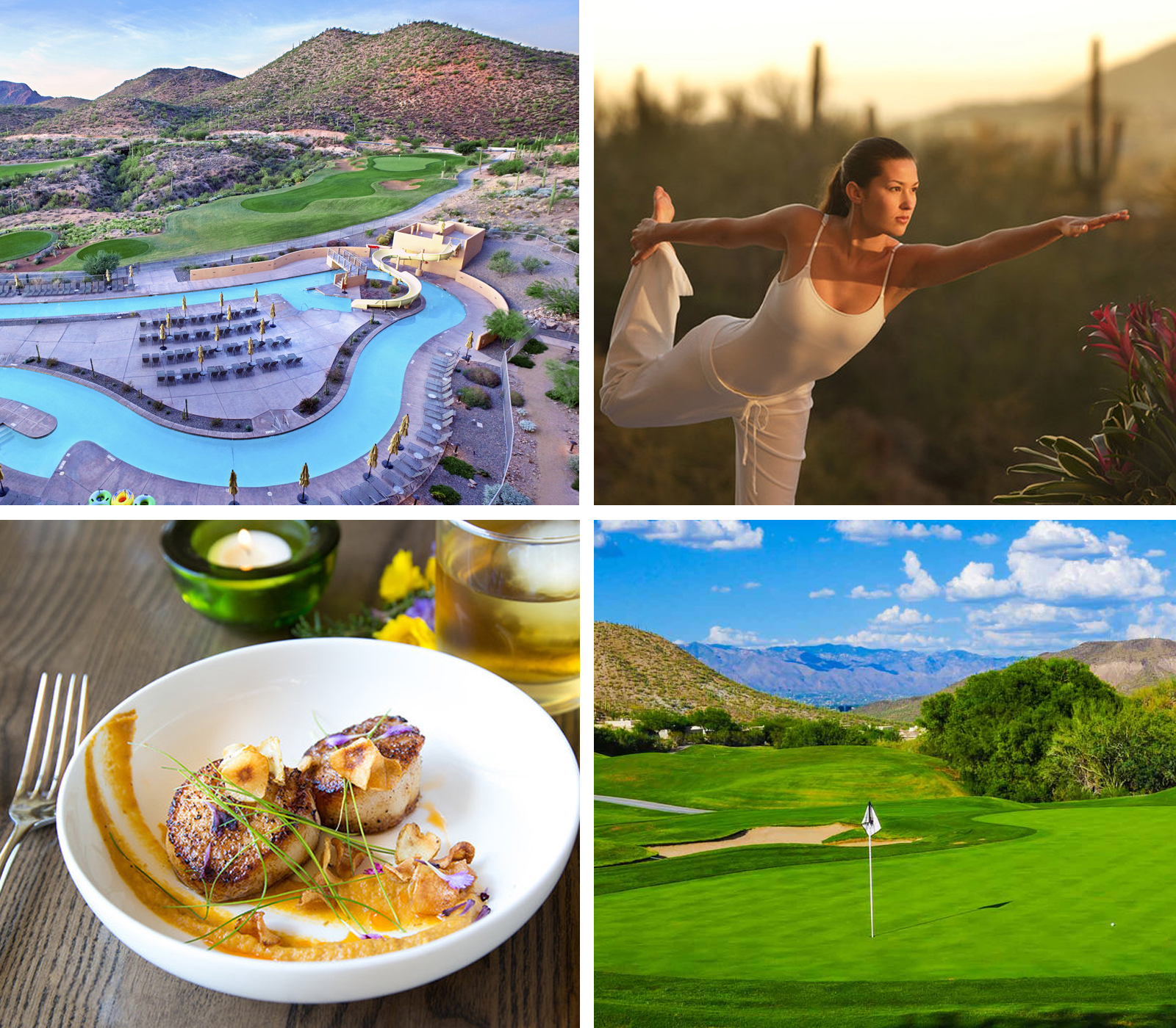 JW Marriott Starr Pass Golf Club and Spa in Tucson