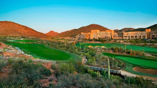 JW Marriott Starr Pass Golf Club hero