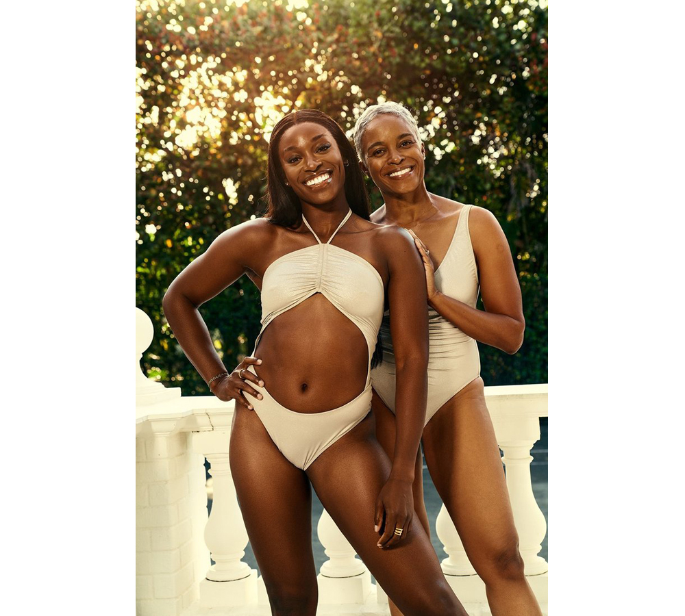 Sloane Stephens launches her new bikini collection 9