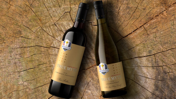 True Myth Limited Edition Ryder Cup Wines